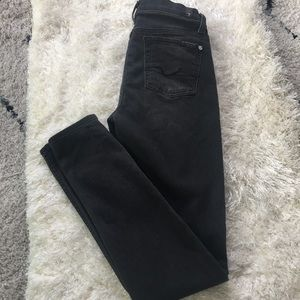 7 For All Mankind- High Rise Guinevere, 26